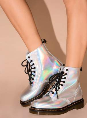 Dr. Martens 1460 Pascal Iced Metallic Boots