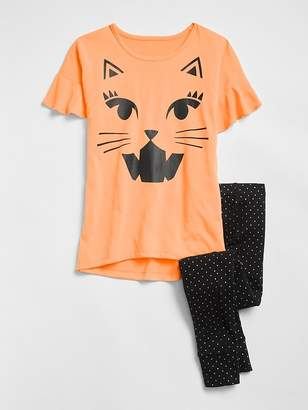 Gap Cat PJ Set