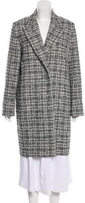 Lanvin 2017 Tweed Coat
