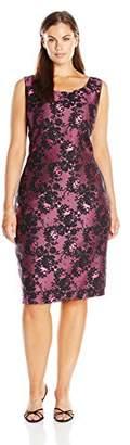 Single Dress Women's Plus Size Sleeveless Bodycon $177.60 thestylecure.com