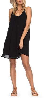Roxy Great Intentions Trapeze Dress