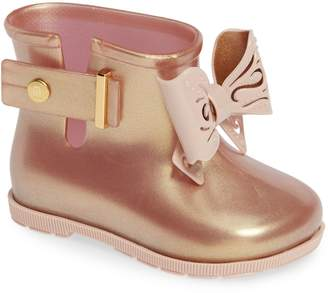 Mini Melissa Mini Sugar Rain Boot