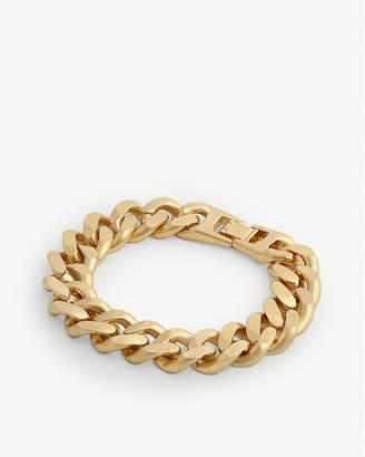 Vanessa Mooney Cypress gold-plated bracelet