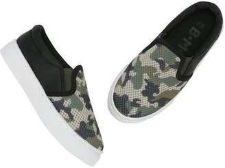 M&Co Camo canvas shoes