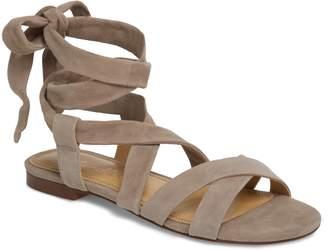 Splendid Feodora Ankle Wrap Sandal