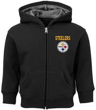 Outerstuff Pittsburgh Steelers Zone Full-Zip Hoodie, Infants (12-24 Months)
