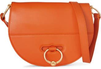 J.W.Anderson Latch Textured-leather Shoulder Bag