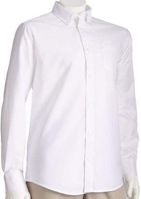Lee Men's School Uniform Slim-Fit Oxford Button-Down Shirt