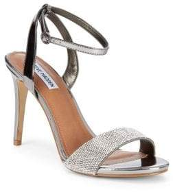 Steve Madden Roula Embellished Stiletto Sandals