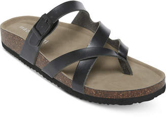 Madden-Girl Bartlett Strappy Footbed Sandals