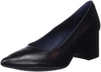 Dorking Women's Sofi Closed Toe Heels, Black (Negro 001)