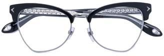 Givenchy Eyewear cats eye glasses