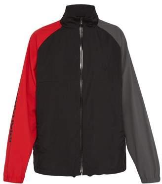 Marcelo Burlon County of Milan Confidential Print Jacket - Mens - Black Multi