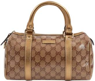 Gucci Cloth bowling bag