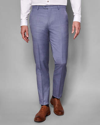 Ted Baker STROTTT Debonair plain wool suit pants