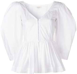 Isa Arfen Vera V-neck blouse