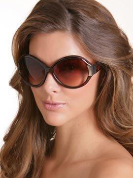 Oversize Rounded Sunglasses