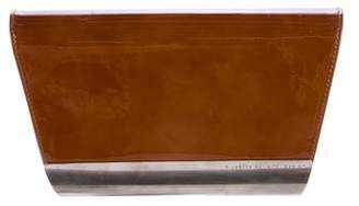 Giuseppe Zanotti Patent Leather Clutch
