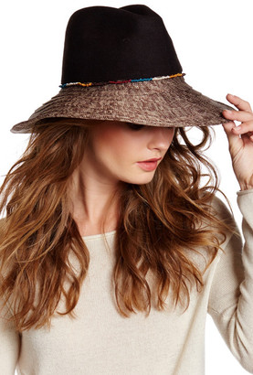 San Diego Hat Company Braided Panama Hat $96 thestylecure.com