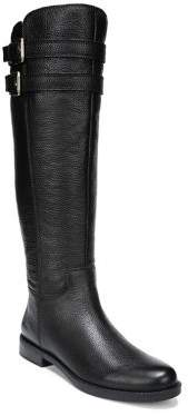 Franco Sarto Wide Calf Christoff Leather Knee-High Boots