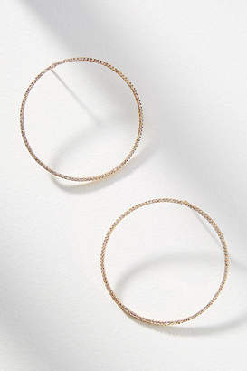 ZOJA Felix Hoop Earrings