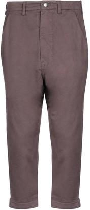 Societe Anonyme 3/4-length shorts