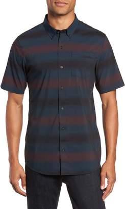 Travis Mathew Magic Castle Regular Fit Sport Shirt