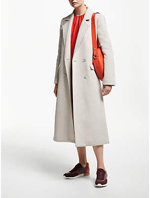 John Lewis & Partners Double Breasted Coat