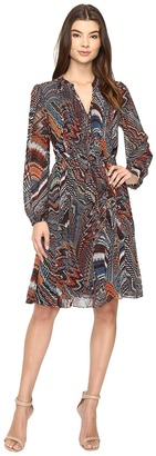 Christin Michaels Gallaway Shirtdress $69 thestylecure.com