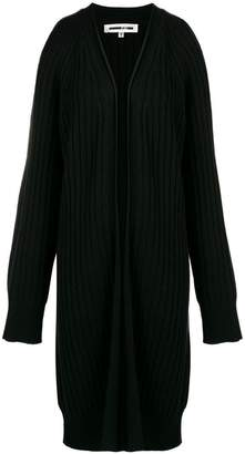 McQ cut out detail cardigan