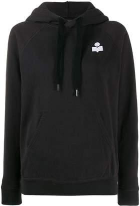 Etoile Isabel Marant long sleeved hoodie
