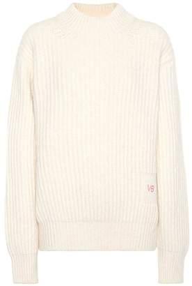 Victoria Beckham Alpaca-blend sweater