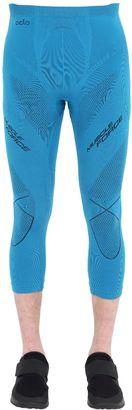 Evolution Warm Stretch Nylon Leggings $88 thestylecure.com