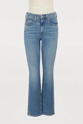 Proenza Schouler High waist jeans