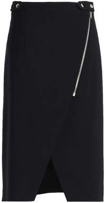 Vanessa Bruno Wool-Blend Twill Skirt