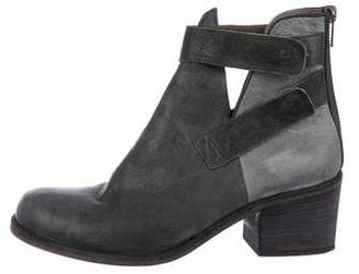Ld Tuttle Leather Ankle Boots