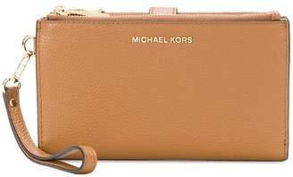 MICHAEL Michael Kors wristlet logo wallet