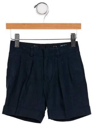 Polo Ralph Lauren Boys' Pleated Linen Shorts