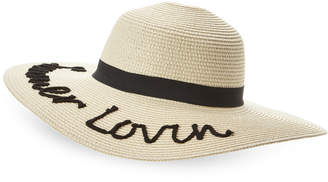 872a2d3a0b7 ... Lovin August Hat Company Summer Floppy Hat