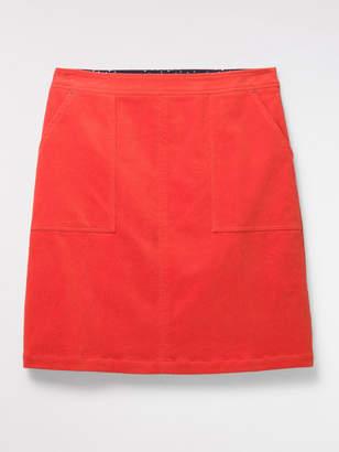 White Stuff Clocktower Cord A Line Skirt