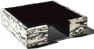 Ladorada Ojo de Pajaro Large Dinner Napkin Holder