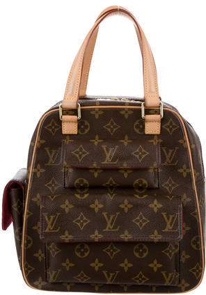 Louis VuittonLouis Vuitton Monogram Excentri-Cite Bag