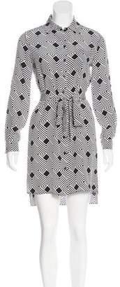 Diane von Furstenberg Prita Silk Dress w/ Tags
