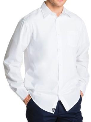 Lee Uniforms Young Men's Long Sleeve Dress Shirt