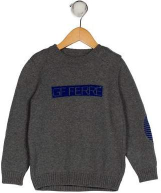 Gianfranco Ferre GF Boys' Knit Long Sleeve Sweater