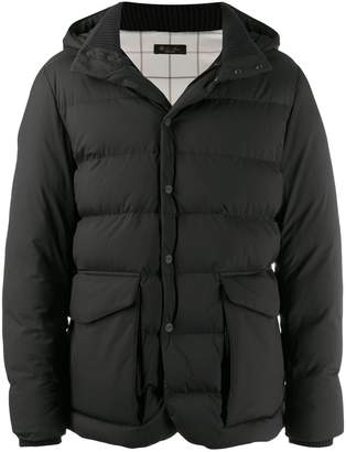 Loro Piana hooded padded jacket