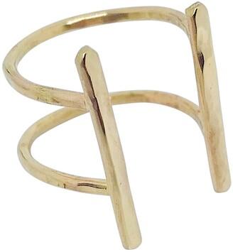 Nashelle Double Bar Ring