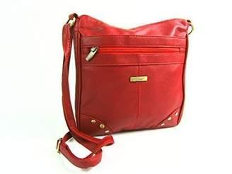 EMPORIUM LEATHER The Leather Emporium Adult Pu Leather Handbag