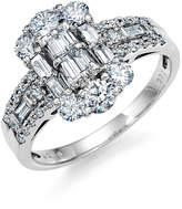 Oriental Diamond PT900 ダイヤモンド リング プラチナ 15