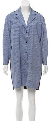 Rachel Comey Woven Oversize Shirtdress